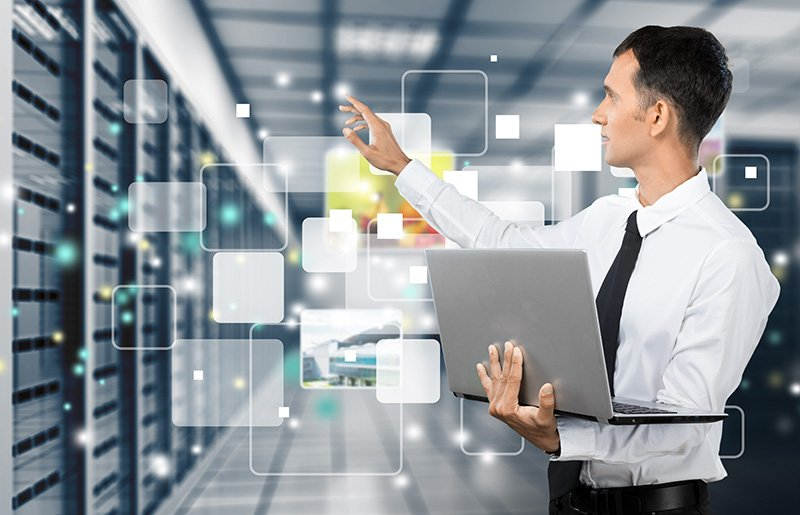 virtualización Data Centers