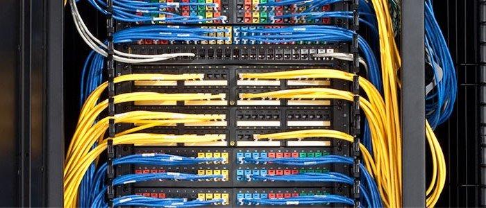 Cableado estructurado del Centro de Datos