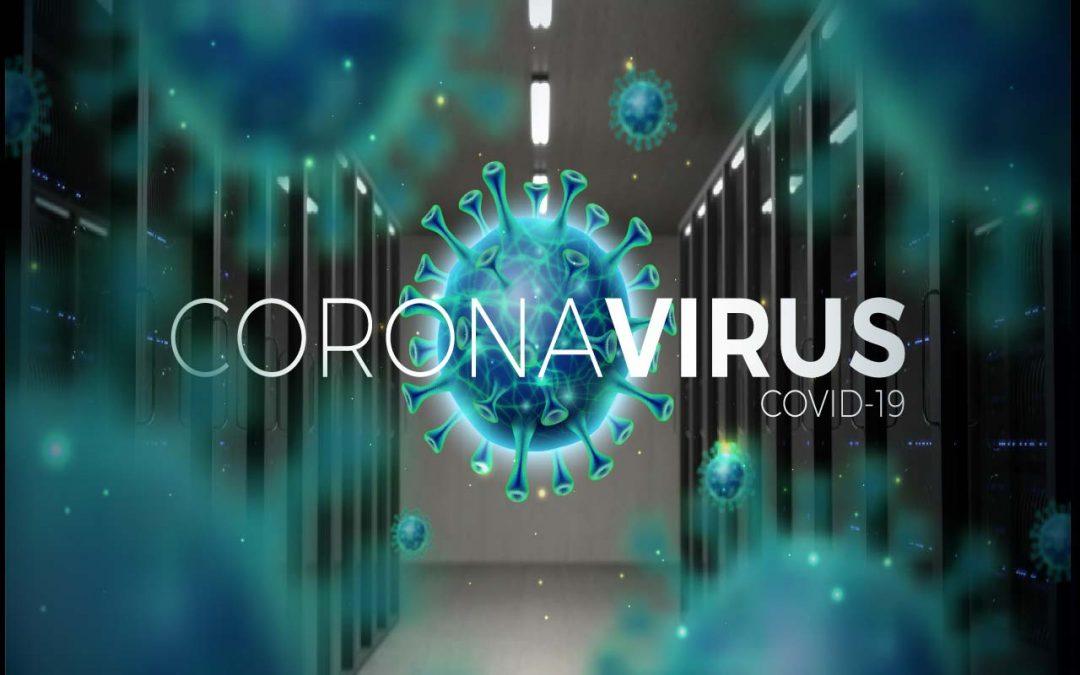 coronavirus data center