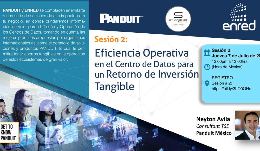 Video EnRed y Panduit – Eficiencia Operativa en un Data Center para un ROI Tangible